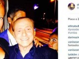 Berlusconi, notte brava in Sardegna con una misteriosa bionda...e la Pascale?
