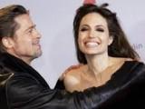 """Angelina Jolie e Brad Pitt, intervista di coppia: """"Dopo le operazioni, Brad non mi ha fatto sentire meno donna""""."""